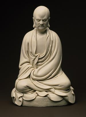 Fig. Bodhidharma de la dinastía Ming