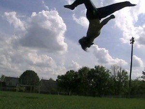 Jujimufu Fuerza Explosiva en salto