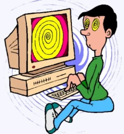 webeando en la red