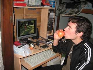 manzana besito