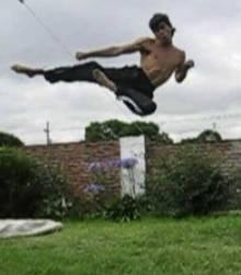 Patada voladora